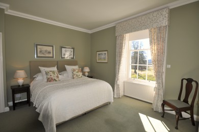 Master Bedroom at Cray House