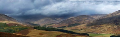 Cray House lies in the heart of Glenshee, the gateway to the Cairngorm National Park