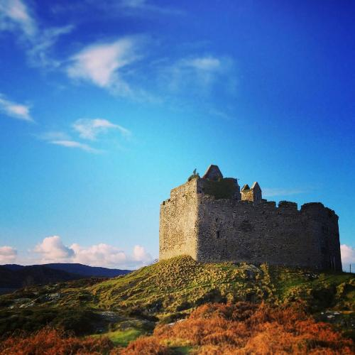Castle Tioram, West Coast Scottish Highlands